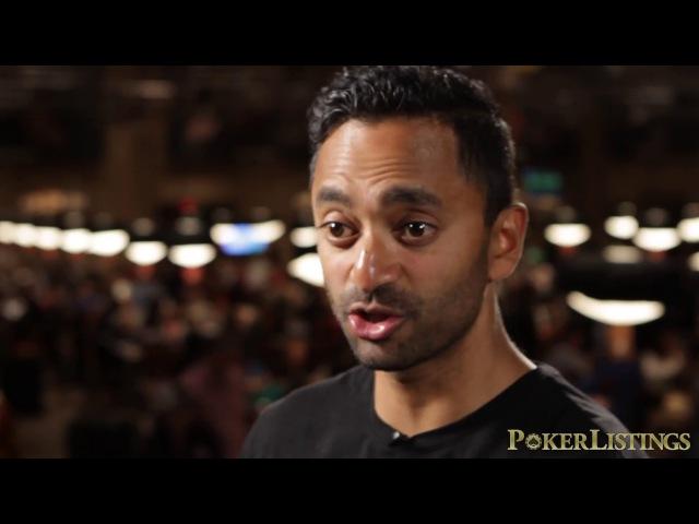 Chamath Palihapitiya: 'Poker is a Microcosm of My Own Life'