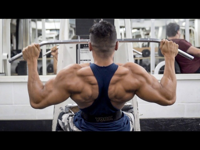 Road to Arnolds Ep 2 - Back Workout, Supplements Physique Update - Andrei Deiu