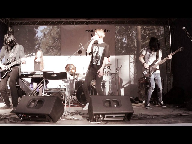 Viena - Gimme More (Britney Spears Cover) (Live In MeatFest)