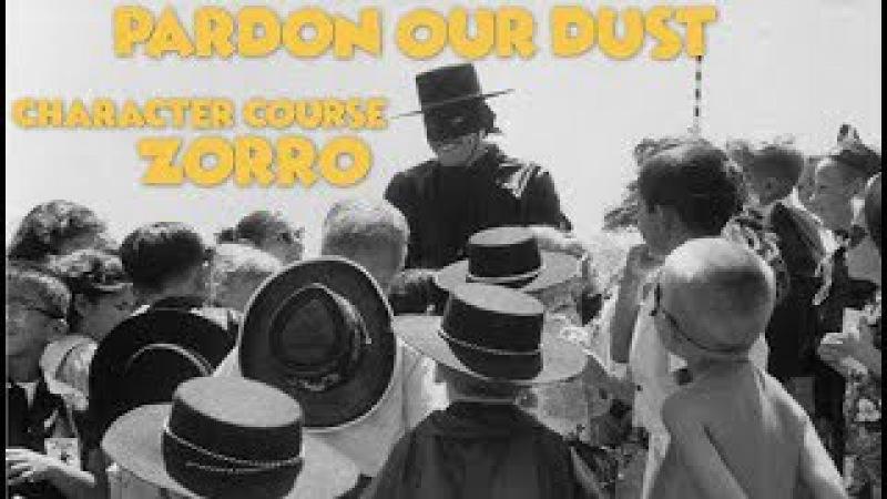 Character Course: Zorro