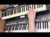На Заре - Альянс Yamaha PSR s670 Korg x50 Style Demonstration Cover