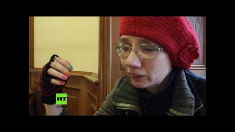 Ex-Maidan-Aktivistin Biltchenko: Der Maidan war ein Fehler