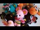 Little bear crochet / bear bagcharm