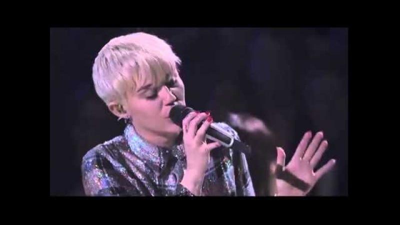 Miley Cyrus - The Scientist (Live at the Bangerz Tour) NBC TV Special