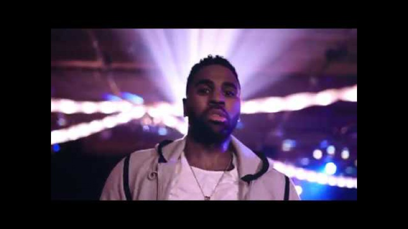 Jason Derulo Crashes A Zumba® Class And Dances To 'Tip Toe'