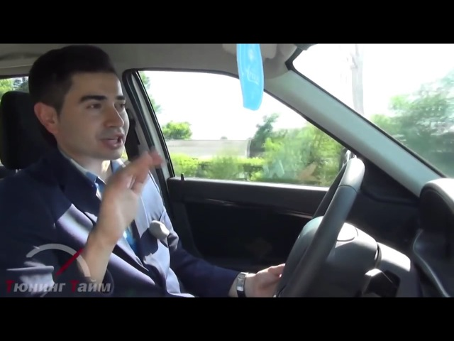 Приора 2 Люкс Анти Тест Драйв Жорик Ревазов