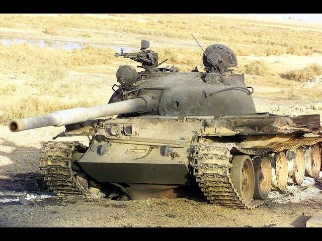 Война Сирия танки которым жестоко повезло