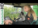 John Deere Traktoren Fortuna FTM Produktvideo Maishäckseln AgrartechnikHD
