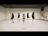 [Mirrored] fromis 9 프로미스나인 - 'Glass Shoes 유리구두' Mirrored Dance Practice 안무영상 거울모드
