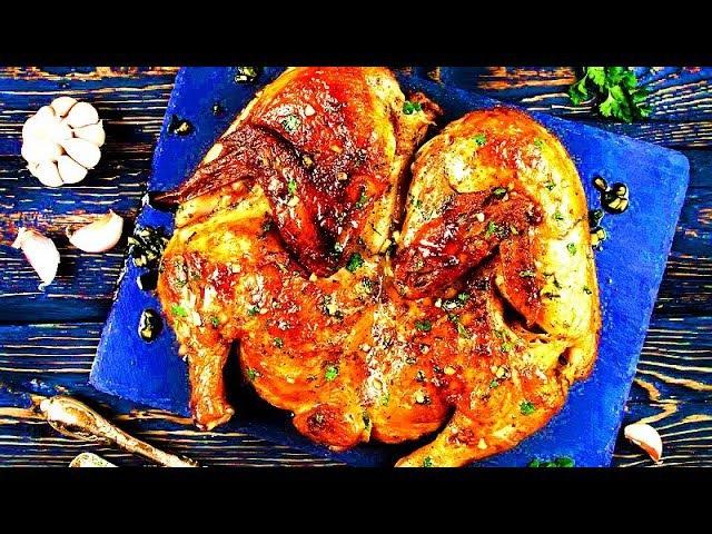 КУРИЦА ПО-АДЖАРСКИ / Как приготовить вкусную курицу на сковороде