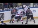 Моменты из матчей КХЛ сезона 16 17 Лада СКА