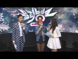 131129 Hyorin (SISTAR) - Comeback Interview @ Music Bank 720P