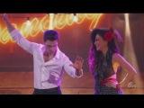Nicole Scherzinger and Colt Prattes dance to Do You Love Me on DWTS