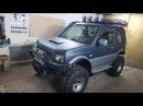 Suzuki Jimny - Шумка, звук, декор
