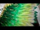 Зелень Крылья Перед лисья мастерская