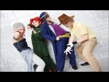 Anime Expo (AX) - JoJo's Bizarre Adventure Cosplay Music Video 2017
