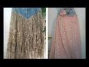 Как пределать старые джинсы в стильную юбку или классные шорты