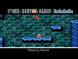 NES Ninja Gaiden 2 walkthrough by Necros