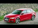 Audi A3 Sportback 2 0 TDI UK spec 8V '201316