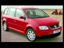 Volkswagen Touran UK spec 2003 06