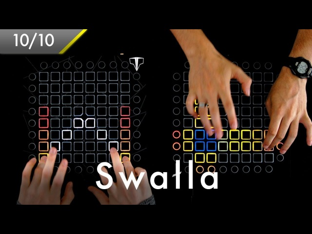 Jason Derulo - Swalla (Shaked Remix) Launchpad Project by Golden Official