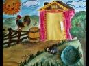 Курочка-ряба. Мультфильм созданный учащимися 1 класса СКОШИ №62