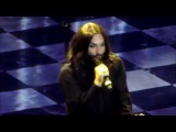Conchita singt firestorm
