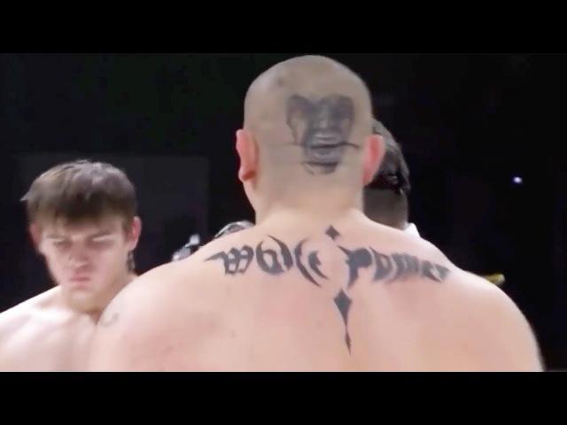 19 anos, Jovem Garoto Destroi Monstro do MMA