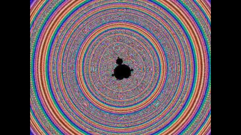 Deepest Mandelbrot Set Zoom Animation ever - a New Record! 10^275 (2.1E275 or 2^915)