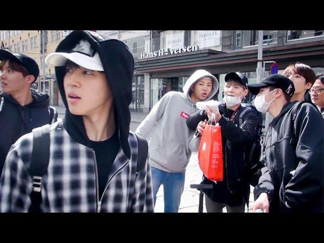 K idols aparecendo de surpresa para fãs