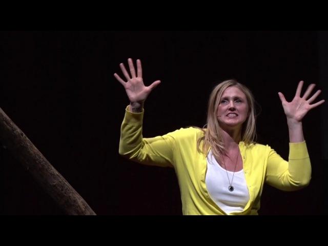 Leaving the Cult of Happiness | Keely Herron | TEDxJacksonHole | Избавление от культа счастья | Кили Херрон