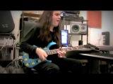 Guitar videos - DANIELE LIVERANI - Meteor (my tribute to JASON BECKER )