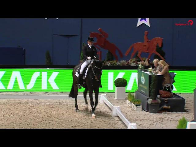 Dorothee Schneider Showtime FRH Grand Prix Munich Indoors 2017