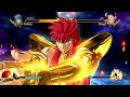 Camus oce vs Hyoga oce v2 Lyumnades ilussion saga de Poseidon Alma de Soldados gameplay