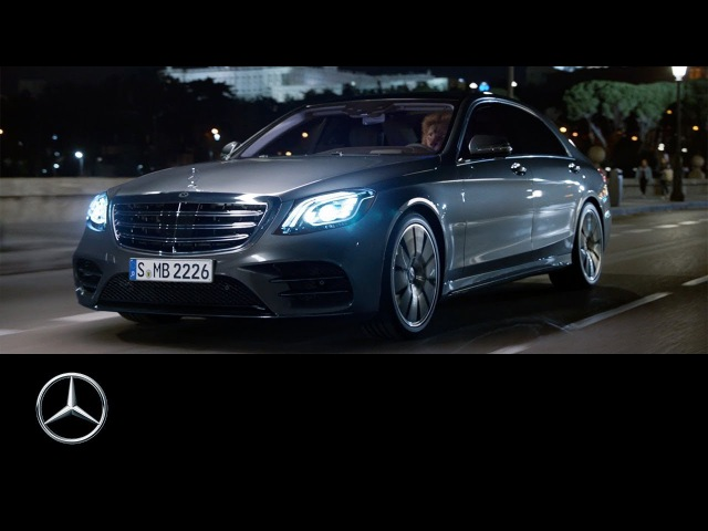 Mercedes Benz presents King of the City Jungle S Class Commercial