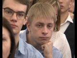 Курские студенты пообщались с Владимиром Жириновским