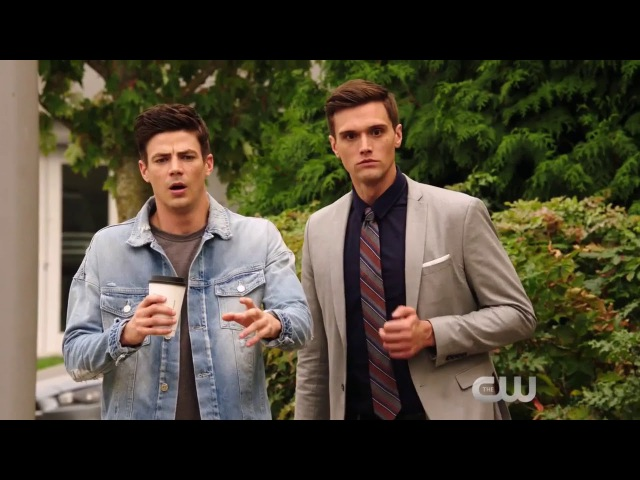 The flash 4x6 promo | when harry meet harry | The CW