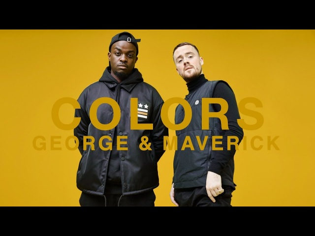 George The Poet Maverick Sabre - Follow The Leader | A COLORS SHOW