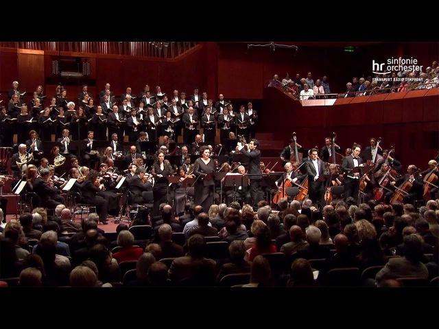 Verdi Messa da Requiem ∙ hr Sinfonieorchester ∙ MDR Rundfunkchor ∙ Solisten ∙ Andrés Orozco Estrada