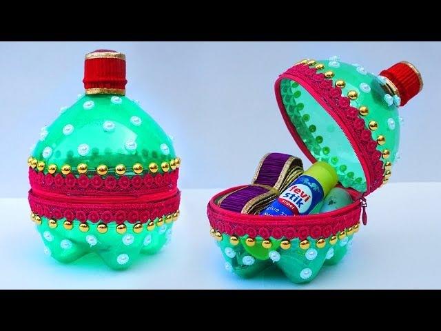 Amazing Idea from Plastic Bottle   Easy Best Out of Waste   Plastic Bottle Hacks   StylEnrichDIY