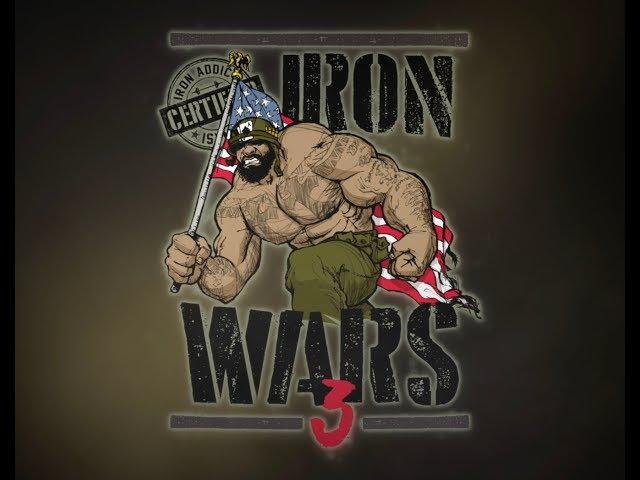C.T. Fletcher- OFFICIAL VERSION: IRON WARS III