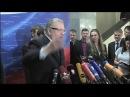 Жириновский оскорбляет беременную журналистику, бешенство матки.