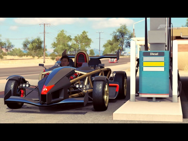 Forza Horizon 3 Ariel Atom 500 V8 Gameplay HD 1080p