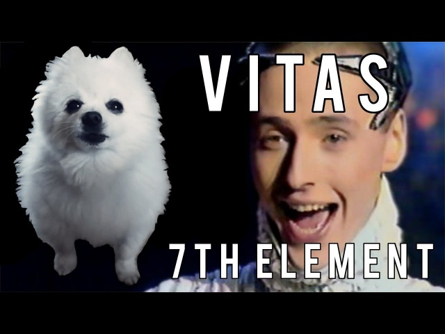 Vitas - 7th Element em cachorrês (ORIGINAL)