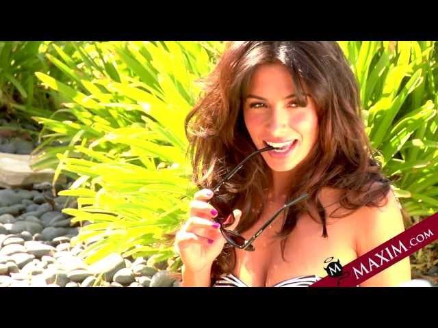 MAXIM Australia Sarah Shahi JANUARY 2013