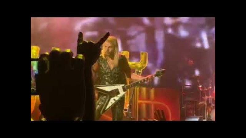"Judas Priest "" Hell Bent for Leather "" Nassau Coliseum 3/18/18"