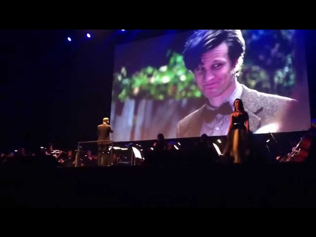 The Companions (1) - Doctor Who Symphonic Spectacular 2015 Perth