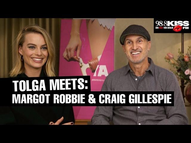 SEXY MARGOT ROBBIE - im exclusiven Interview zu