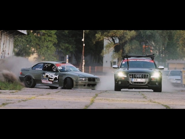RAW - FORBIDDEN TO DRIFT (Behind the scenes)