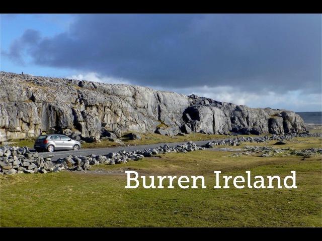 ЛЮБОВЬ МОЯ ИРЛАНДИЯ | БУРРЕН | ОКЕАН | Burren Co.Clare Ireland